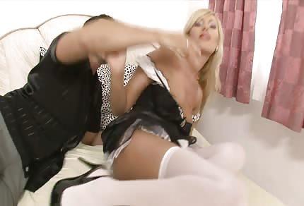 Pokojówka lubi sobie dorobić