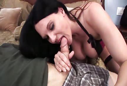 Sie weiß, was sie im Bett will