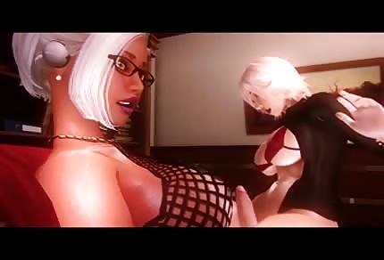 Ostra lekcja hardkorowego seksu