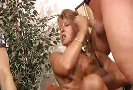 Muttis mögen Gruppensex