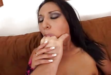 Jasmine Byrne is being pounded in her ass