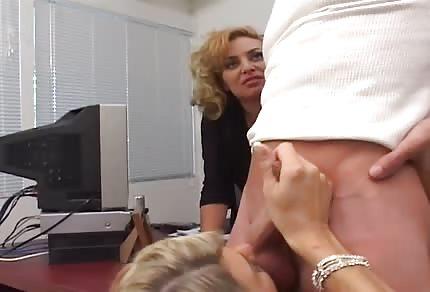 Bzykanko w biurze