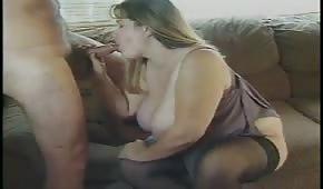Puszysta jest uzależniona od orgazmu
