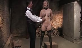 Torturing a nice girl