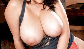 Babes with large breasts