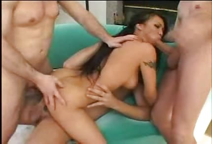 Lucy Thai and big orgy
