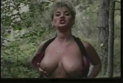 Waking naked in the woods