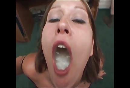 She loves sperm