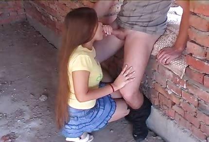 Bardzo niegrzeczna polska studenteczka