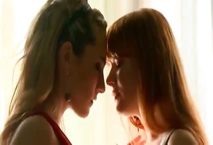 Dwie gorące, lubiące dominować lesbijki