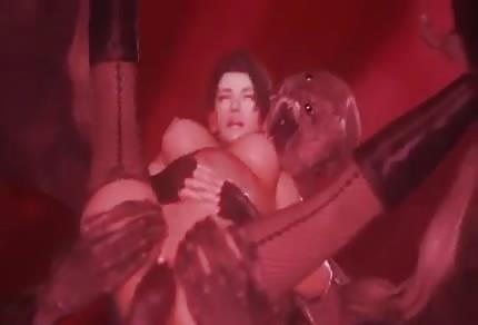 Ogniste porno w podziemiach