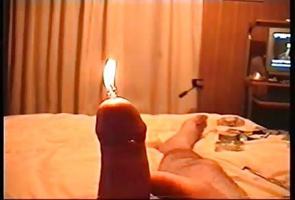 La  bite qui brûle