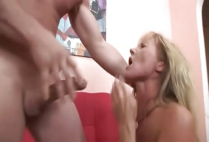 Fucked in her mouth