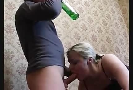 Beer and Blowjob