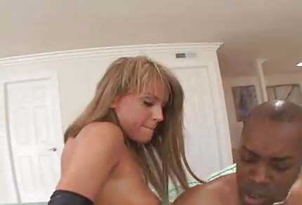Black dick and white lady