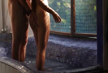 Klasyczny prysznicowy numerek
