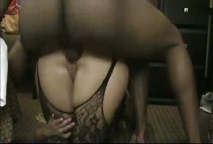 Huge ass and anal sex