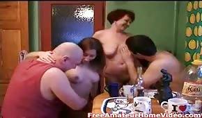 Swingerskie party u ruskich
