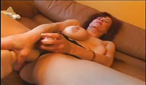 Mutti will Orgasmus erleben