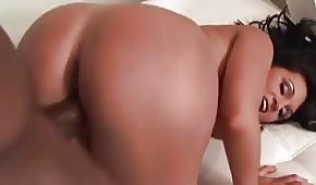 Corina Jayden and her huge ass