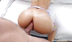 Natalia uwielbia anal