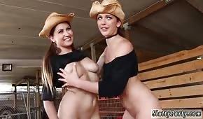 Kowbojki fajnie się zabawiają