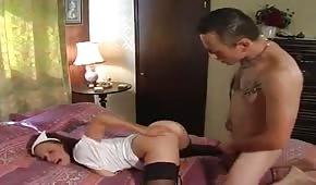 Lekarz zaliczył analną pielęgniarkę