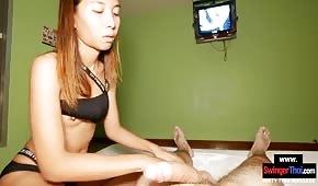 Zaliczył tajską masażystkę w hotelu