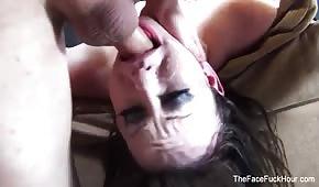 Jennifer White posuwana w usta