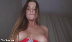 Słodkie porno z naturalną nastolatką
