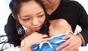 Długie porno z orientalną pielęgniarką