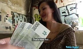 Szybki seks za pieniądze