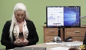 Seks podczas rozmowy o pracę